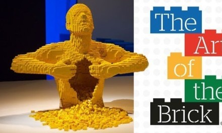 The Art of the Brick, lo spettacolo del Lego