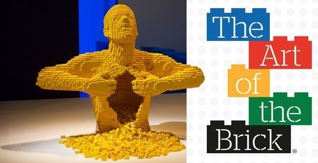 The Art of the Brick, lo spettacolo del Lego