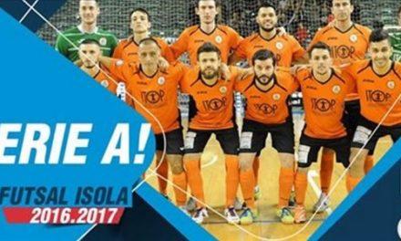 """Favola """"Futsal Isola"""": dalla provincia alla Serie A in un batter d'occhio"""