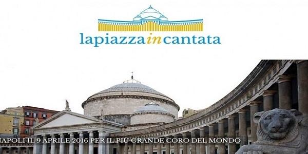 """Il coro del Leonardo da Vinci a """"La piazza incantata"""""""