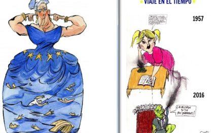 Due vignette per riflettere sull'Europa