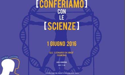 Premio scientifico 2016, appuntamento al 1° giugno
