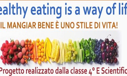 Healthy Eating, mangiar bene per vivere meglio