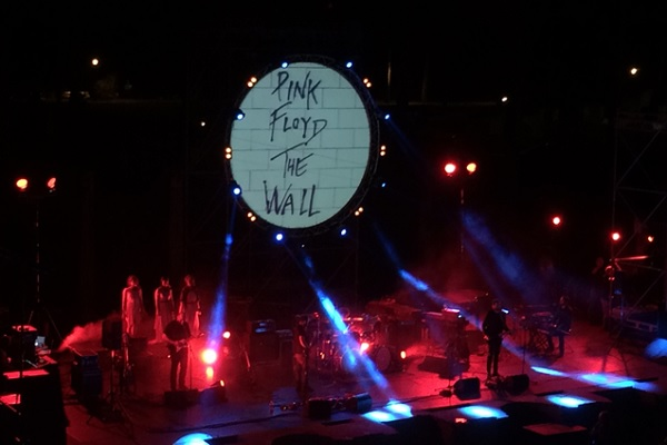 Pink Floyd Legend : Live at Pompeii a Ostia Antica