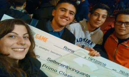 Green Game 2016, vince il Leonardo