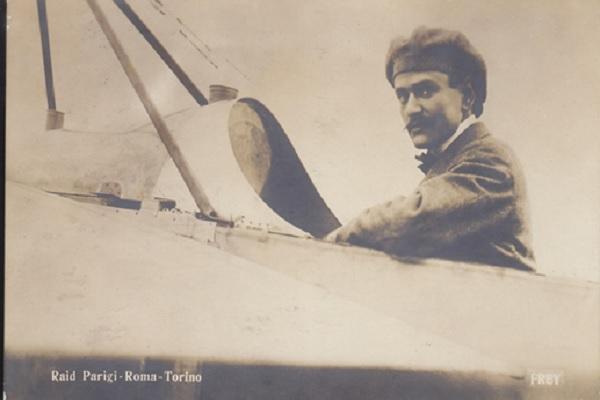Giugno 1911: il primo volo su Maccarese