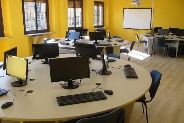 Inaugurato il nuovo laboratorio multimediale del plesso storico