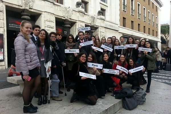 IMUN Rome 2017, ambasciatori dell'ONU per quattro giorni