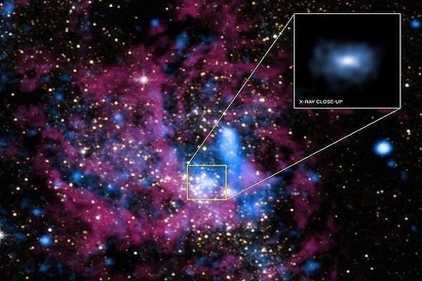 Ai margini della nostra galassia: una foto al buco nero