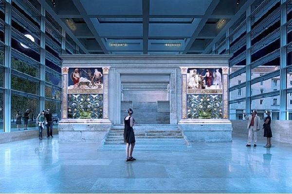 Ara Pacis, l'arte nell'era digitale