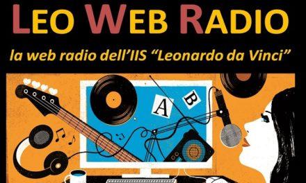 Benvenuta Leo Web Radio, la web radio del Leonardo da Vinci!