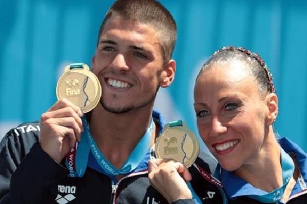 Minisini-Flamini sul tetto del mondo: oro ai Mondiali di Budapest
