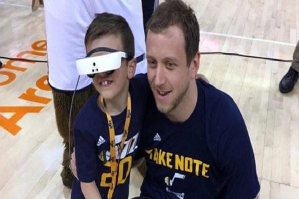 Nuove tecnologie: ragazzo cieco vede per la prima volta partita NBA