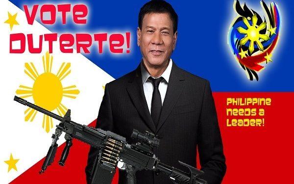 Rodrigo Roa Duterte, il nuovo Hitler