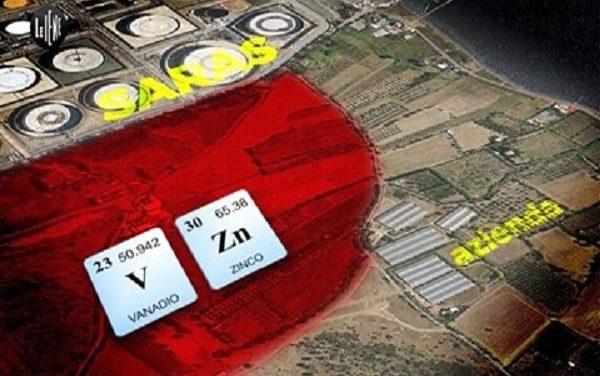 Vanadio e Zinco, inquinamento in tavola e nel DNA