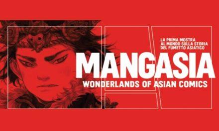 Mangasia: la prima mostra sulla storia del fumetto asiatico