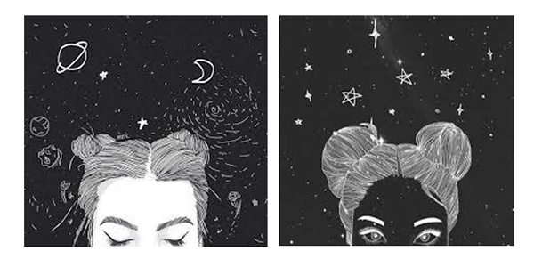 Cosmos,  the space inside us