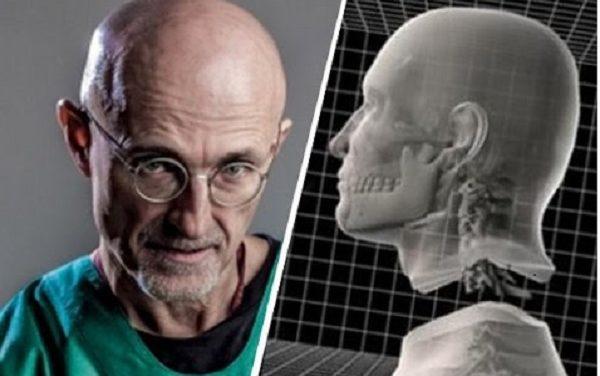 """Dr. Frankenstein esce dalle pagine e sconvolge il mondo con il primo """"trapianto di testa"""""""