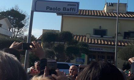 Paolo Baffi, una piazza per un grande italiano
