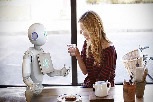 Pepper, il robot quasi umano