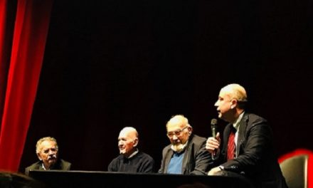 Sami Modiano e Piero Terracina, testimoni della memoria