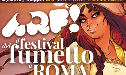ARF! A Roma tutto il meglio del fumetto