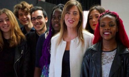 Maria Elena Boschi, il coraggio di essere donne