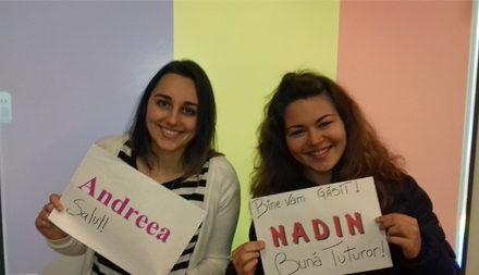 Bine ați venit la prietenii noștri români! Urmăriți-ne pe vocea lui Leonardo și pe Leo Web Radio!