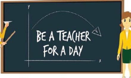 """Teacher for a Day, i nostri alunni """"professori"""" alla scuola Marchiafava"""