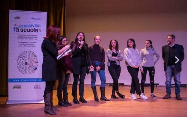 Giovani giornalisti sul palco a Roma: noi c'eravamo