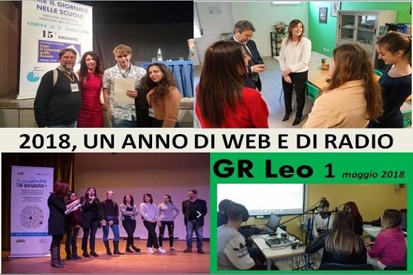 2018, un anno di web e di radio
