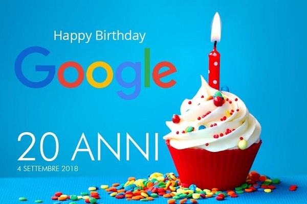 Google, vent'anni che hanno cambiato il mondo