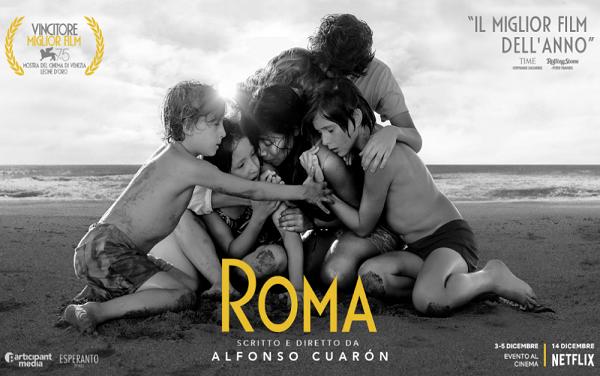 Roma, di Alfonso Cuarón: consumare l'inconsumabile