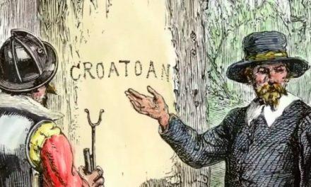 Croatoan, il mistero dei coloni perduti di Roanoke