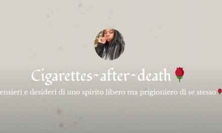Cigarettes after death – Il blog