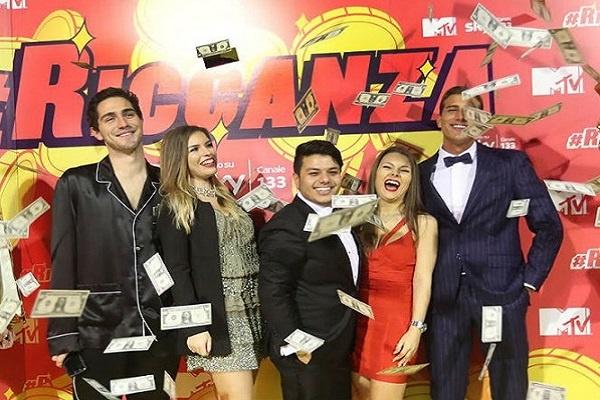 """Riccanza, il """"reality irreale"""" di MTV"""