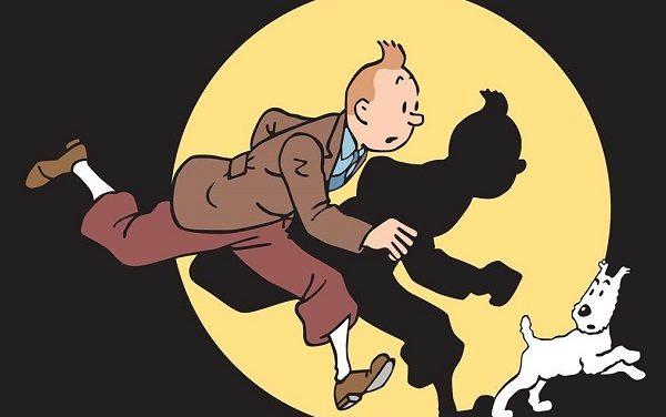 Auguri Tintin, piccolo grande eroe