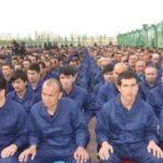 Campi di concentramento in Cina, la rete si mobilita