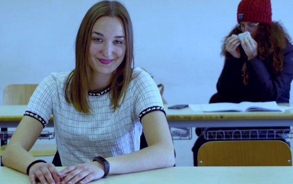 InfluenZer, il cortometraggio entra a scuola
