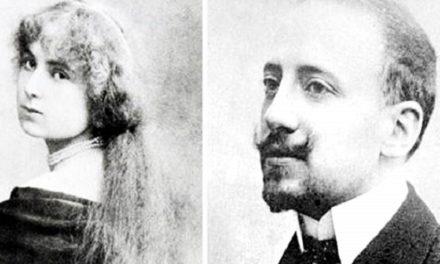 """La """"Signora dei Sogni"""" di Gabriele d'Annunzio"""