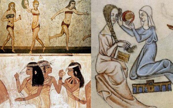 """Belle, eleganti, """"smooth"""": una storia al femminile, dall'antico Egitto al """"body positive"""""""