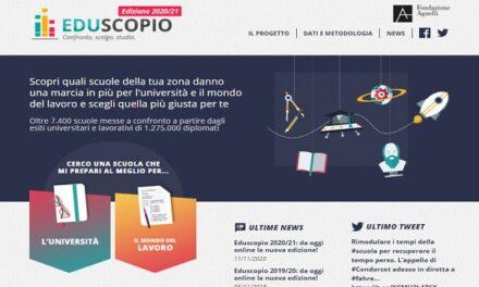 Eduscopio 2020: il Leonardo da Vinci nel paradiso dei classici