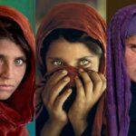 Steve McCurry, tutto il mondo nei loro occhi