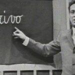 Alberto Manzi: la scuola in tv, sessant'anni fa
