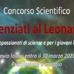 Scienziati al Leonardo, un concorso per appassionati di Scienze e giovani inventori