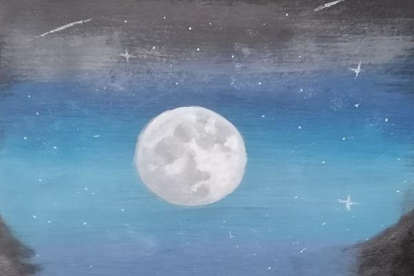 La luna della speranza, di Iuliana Dan