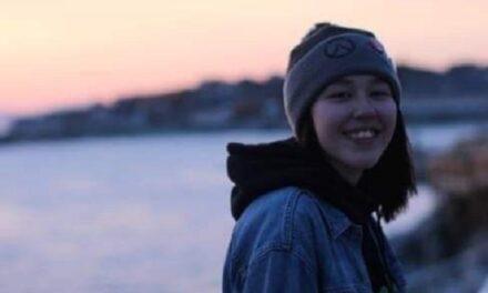 Kathrine, dalla Groenlandia al Leonardo da Vinci